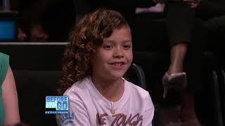 An Incredible 9 Year Old Female Wrestler Breaking Boundaries