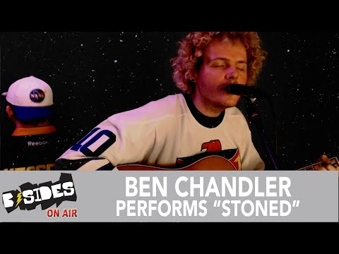 """Ben Chandler Performs """"Stoned"""" Exclusively For B-Sides"""