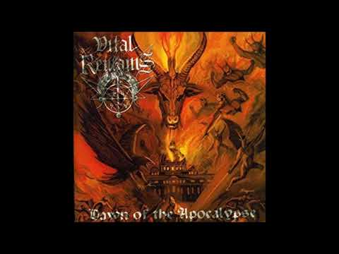 Vital Remains - Dawn Of The Apocalypse |Full Album|
