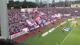 2013 J1 横浜F・マリノス チャント「エフー・マリノス!!」