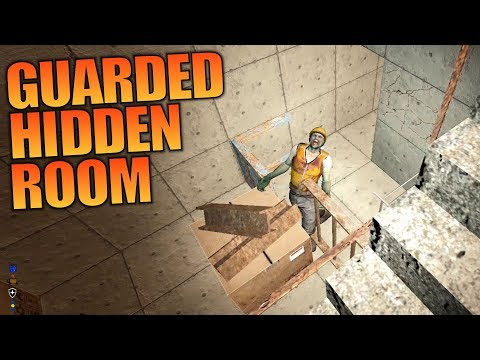 GUARDED HIDDEN ROOM | WotW MOD 7 Days to...