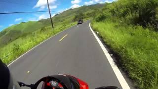 Testing my GoPro Hero3 - Riding around Salinas, Puerto Rico