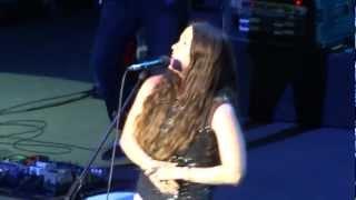 Alanis Morissette - You Learn - Rome 21.07.12 HD