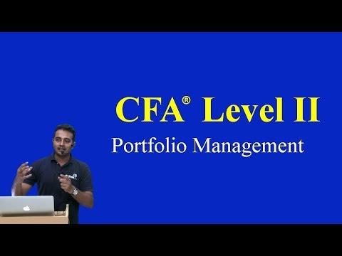 CFA Level II:Portfolio Management- Multifactor Models- Part I (of 2)