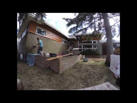 Modern bungalow Reno in Calgary