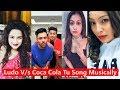 Coca Cola Tu V/s  Ludo Song Musically | Neha Kakkar, Aashika, Awez, Manjull, Avneet, Nagma and More