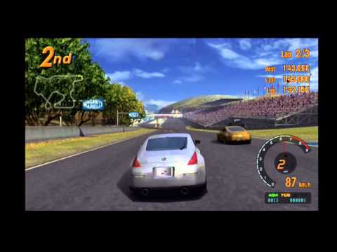 Gran Turismo Concept 2002 Tokyo-Seoul [Sony PlayStation 2]