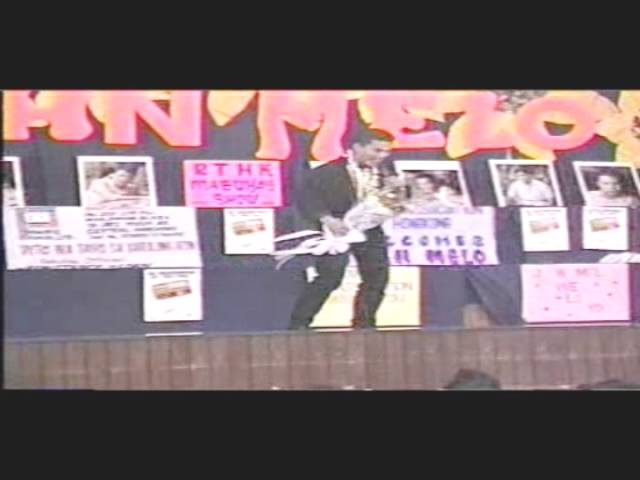 John Melo 1994 Hong Kong Concert Part 1