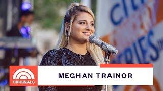Meghan Trainor Reveals The 1 Piece Of Advice Jennifer Lopez Gave Her | TODAY Originals