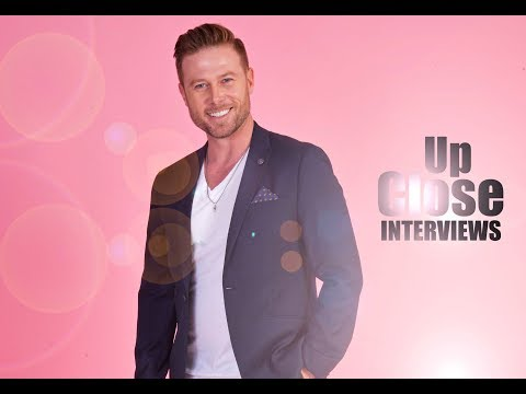 Celebrity news: Jacob Young (Rick Forrester) From the Bold and the Beautiful upclose Interview.