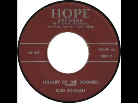Babs Gonzales - The Be-Bop Santa Claus / Watch Them Resolutions