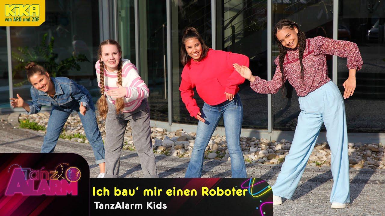 TanzAlarm - Ich bau mir einen Roboter   Mehr auf KiKA.de