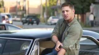 Supernatural Dean Singing Eye Of The Tiger