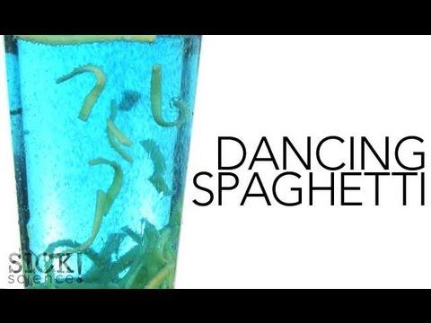 Dancing Spaghetti - Sick Science! #131