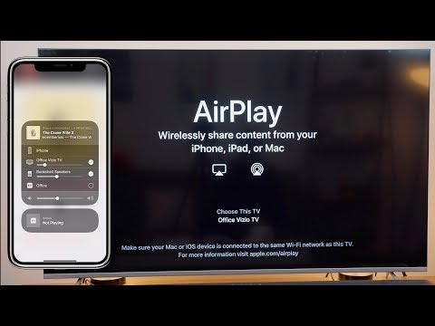 How AirPlay 2 and the Apple TV App Work on a Samsung TV