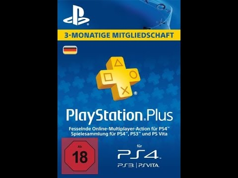 [GIVEWAY]  3 Monate PlayStation Plus Mitgliedschaft