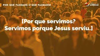 POR QUE FAZEMOS O QUE FAZEMOS? (Parte 3). 21.03.21 Manhã | Rev Jr Vargas