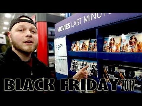 Black Friday 2017 blu-ray hunting!!!!!!!
