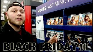 Black Friday 2017 blu-ray hunting!!!!!!!