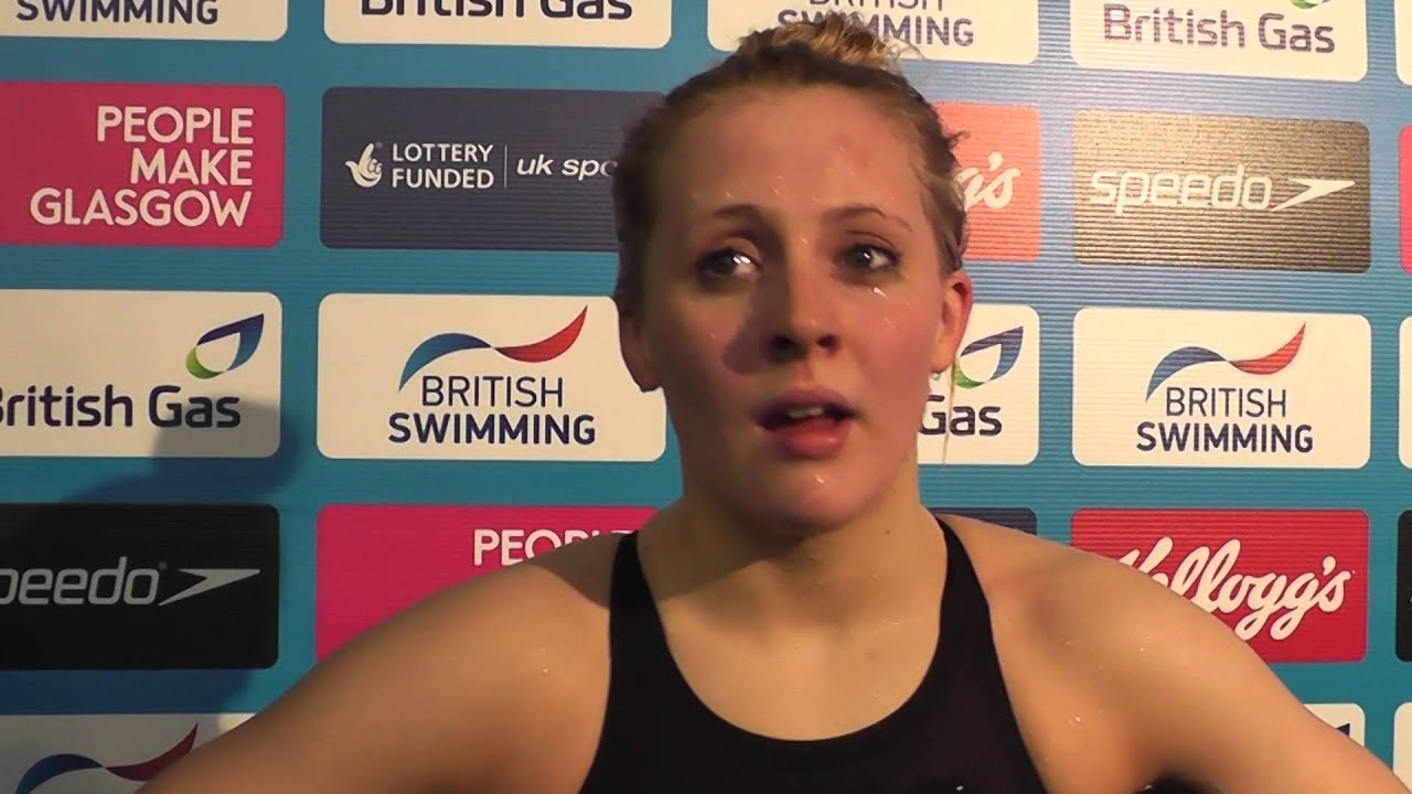 88fd4d426d9f Siobhan-Marie O Connor wins 200m IM gold in Glasgow - YouTube