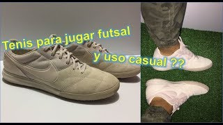 Nike Tiempo Premier 2 Sala IC - Unboxing | Review | On Feet | Price | Sub English