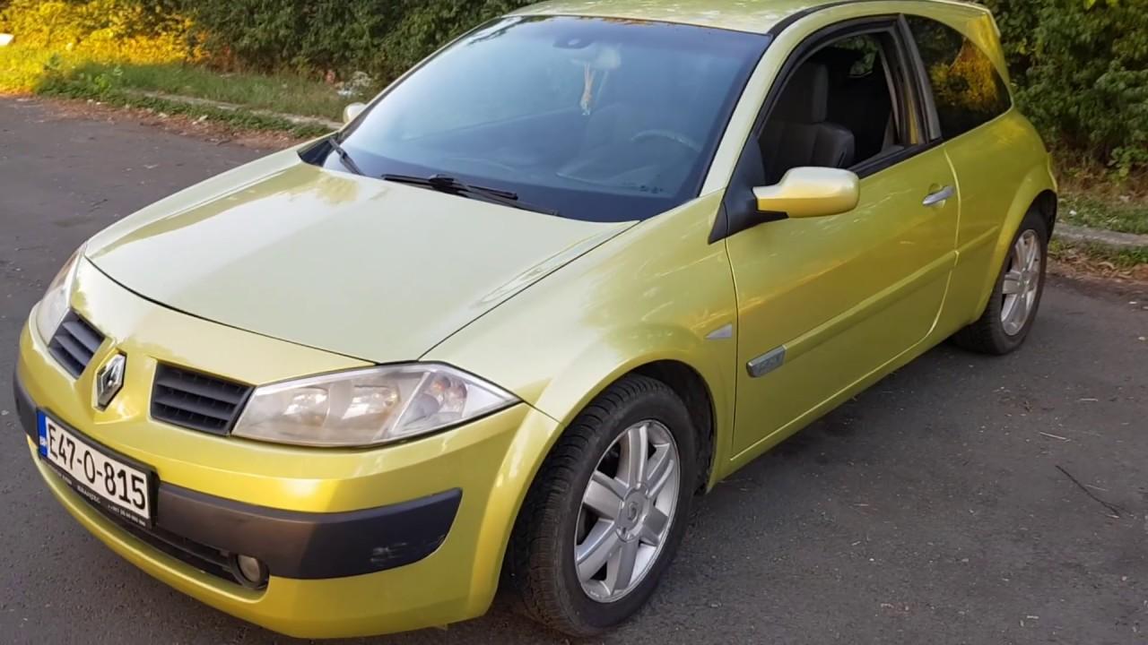 Renault Megane GT 1.6 205cp, Pareri; probleme etc. - Reno ...