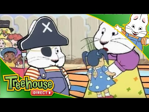 Max & Ruby: Ruby's Tea Party / Max Is It / Ruby's Science Projet - Ep.17