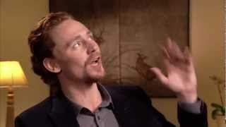 Tom Hiddleston interview - War Horse (2011)