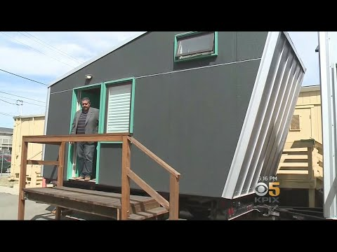 Oakland City Councilman Lives In Tiny House To Highlight Student Homelessness