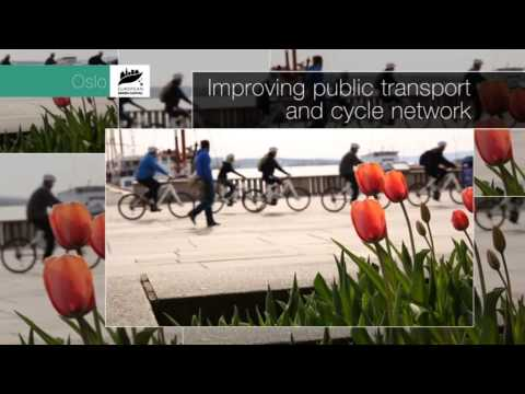 Oslo - European Green Capital Finalist 2016