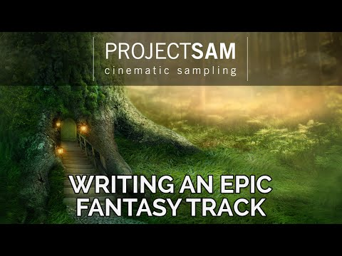 Tutorial: Writing an Epic Fantasy Track using Symphobia