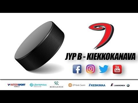 JyP B Live-stream: Tappara Vs. JyP