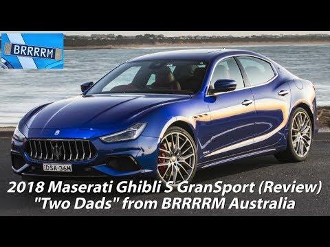 2018 Maserati Ghibli S GranSport (