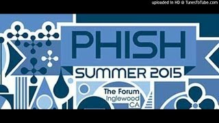 "Phish - ""Limb By Limb"" (Forum, 7/25/15)"