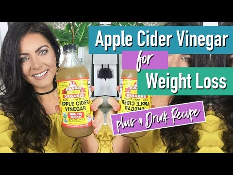 Drink THIS Apple Cider Vinegar Cocktail for Weight Loss!   Healthy Lifestyle Tips
