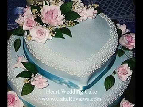 Valentine Heart Cake Review Photos