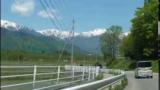 NORTHERN JAPAN ALPS MOUNTAIN RANGE PT.3