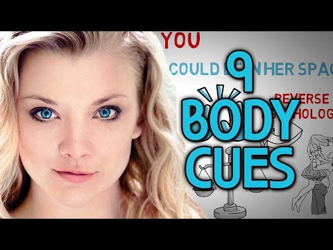 9 Body Language Cues That She Likes You - Body Language That She's Interested