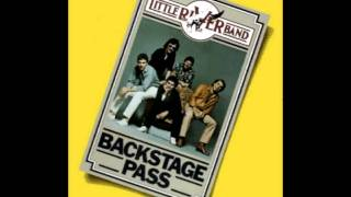 Little River Band - Backstage Pass - It