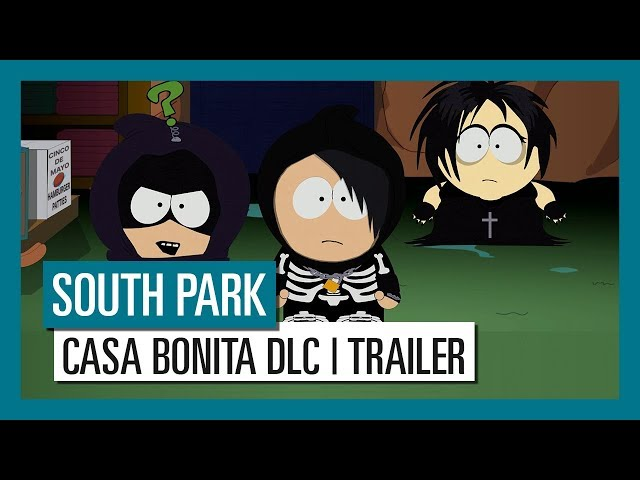 South Park: The Fractured But Whole: From Dusk Till Casa Bonita DLC | Trailer