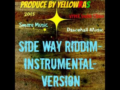 Side Way Riddim-Instrumental-Version-Beat-2015-Dancehall Music-Guyana-Produce By Produce(