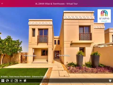 Majid Al Futtaim Properties- Walkthrough Video
