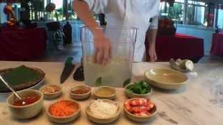 Banana Blossom Salad Video Recipe    {香蕉花片沙律}