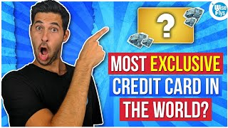10 Most Exclusive Credit Cards In The World | Millionaire Credit Cards