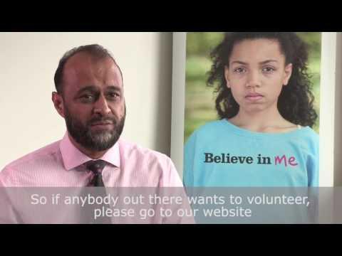 Barnardo's | Chief Executive Javed Khan I Volunteers Week 2017