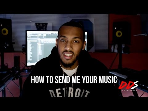How To Send Me Your Music
