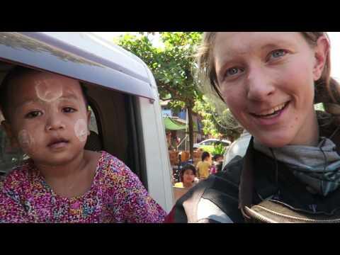 GOODBYE MYANMAR, HELLO THAILAND