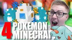 3 GEN MUNA AUKI! :O | Pokemon Go Minecraft #4