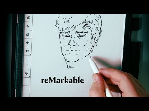 ReMarkable Tablet Review - Good For Artists?