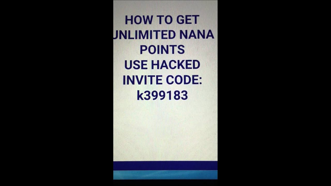 Appnana Invitation Code Hack | Invitationsjdi org